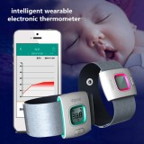 iFever Intelligent Wearable Thermometer