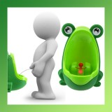 Lovely Frog Children Potty Toilet Training Kids