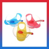 2pcs Baby Bowl Spoon Set
