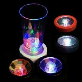 Color Changing LED Lights Coasters-Set of 4