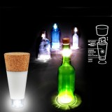 Cork Shaped Rechargeable USB LED Night Light