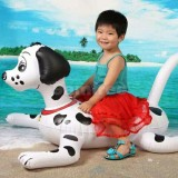 110cm Inflatable Dalmatian spotted dog