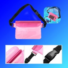 Swimming Bag Dry Waterproof Pocket Beach Surf Diving Waterproof Waist Bag