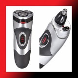 3 In 1 Rotary Electric Razor-Rechargeable