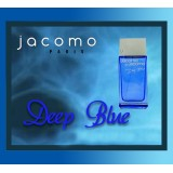 Jacomo-DEEP BLUE-100 ml EDT Spray-Men