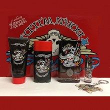 Ed Hardy-BORN WILD-5 Pc. Gift Set-Men