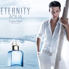 Calvin Klein - ETERNITY  AQUA- 100 ml EDT Spray-Men