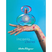 Salvatore Ferragamo-INCANTO CHARMS-EDT Spray-100 ml - Women