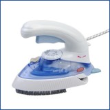 220V EU Plug Electric Steam Iron-Steam Brush