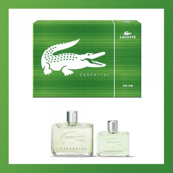 Lacoste-ESSENTIALS-2 Pc. Gift Set-Men
