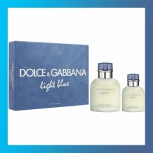 Dolce Gabbana-LIGHT BLUE- 2 Pc. Gift Set -  Men