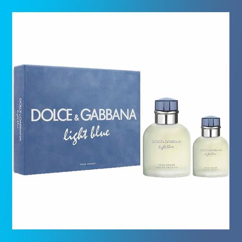 Dolce Gabbana-LIGHT BLUE- 2 Pc. Gift Set - Men