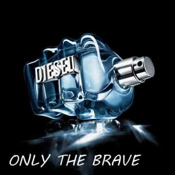 Diesel-ONLY THE BRAVE-125 ml EDT Sp-Men