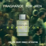 Kenneth Cole-REACTION-100 ml EDT Spray-Men