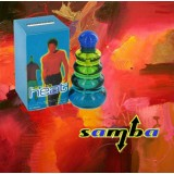 Perf.Worksh-SAMBA HEAT-100 ml EDT Sp- Men
