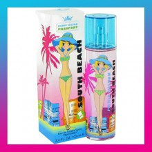PARIS HILTON -PASSPORT SOUTH BEACH-100 ml EDT Sp- Women