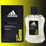 Adidas-PURE GAME- 100 ml EDT Spray- Men