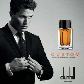 Dunhill - CUSTOM - 100 ml EDT Spray- Men