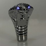 Car Chrome Manual Gear Shift Knob