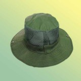 Military Sun Canvas Hat