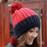 Winter Knitted Wool Hat