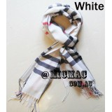 High Fashion-Cashmere Scarf WH (UNISEX)