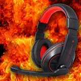 Headset Noise Canceling With MIC For PC +Laptop