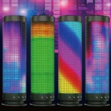 Mini Stereo LED Speaker