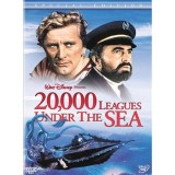 20.000 Leagues Under The Sea By Walt Disney