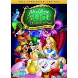 Alice In Wonderland by Walt Disney