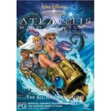 Atlantis: Milo's Return By Walt Disney