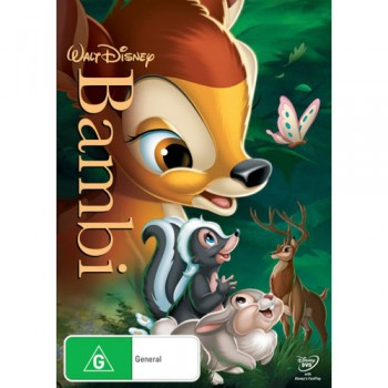 Bambi by Walt Disney