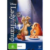 Lady And The Tramp By Walt Disney