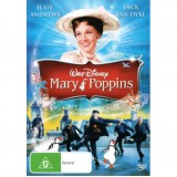 Mary Poppins By Walt Disney