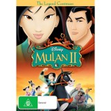 Mulan II By Walt Disney