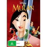 Mulan By Walt Disney