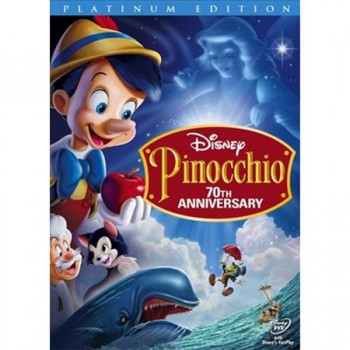 Pinocchio by Walt Disney