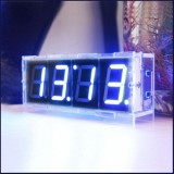 DIY 4 Digit LED Electronic Clock