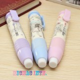 Pen Shape Rubber Eraser