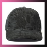 Hiking Tactical Baseball Cap-BLACK