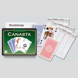 Playing Cards-CANASTA-Classic Box-Double Deck