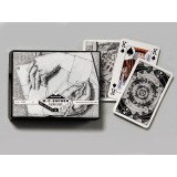 Playing Cards-Escher/Left & Right -Double Deck