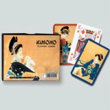 Playing Cards-DELUXE-KIMONO-Double Deck