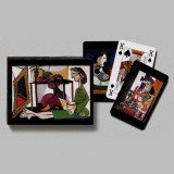 Playing Cards-DELUXE-PICASSO-Double Deck