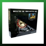 "ROULETTE SET 16"" DELUXE"