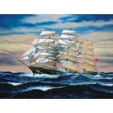 Jigsaw Puzzle-ACROSS THE SEA 1500pcs