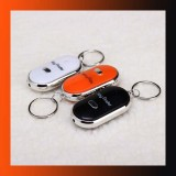 Whistle Beeping LED Flashing Key Chain Finder