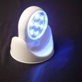 LED Motion Activated Sensor Stick Up Night Light