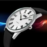 Ultra-thin Dial Waterproof Quartz Watch