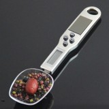 LCD Digital  Electronic Spoon Kitchen Scale